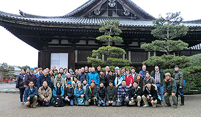 6th International Colloquium on Arboreal Squirrels was held in Kyoto, Japan at February 2012