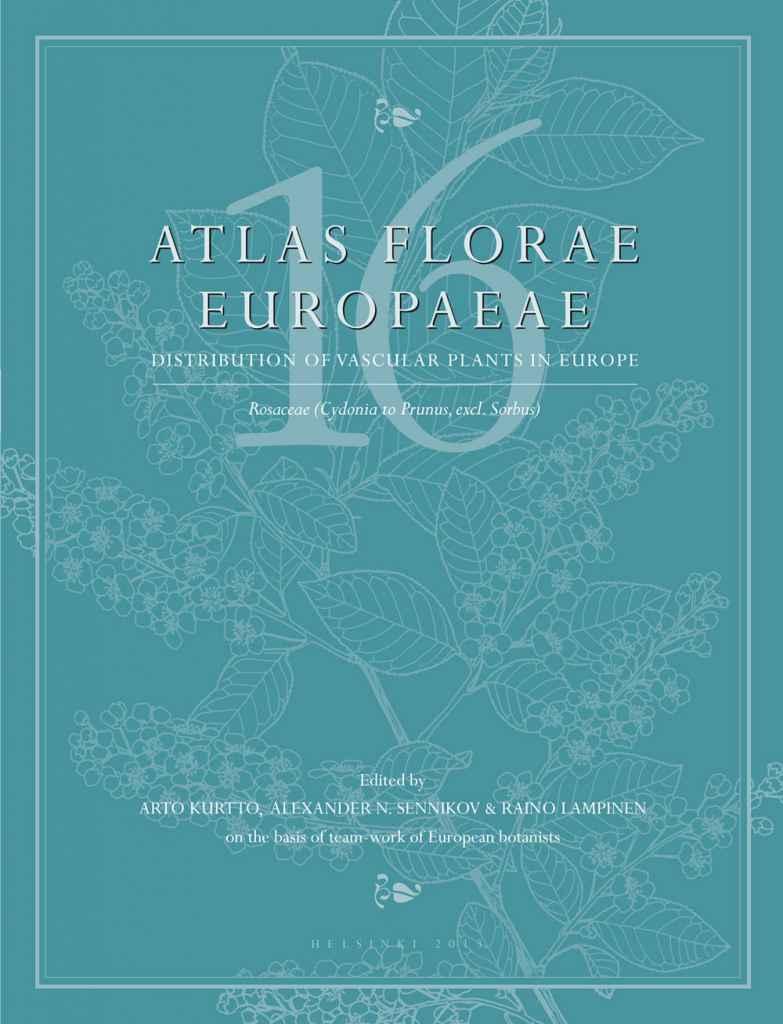 Atlas Florae Europaeae Vol. III : Distribution of Vascular Plants in Europe (1988, Hardcover)
