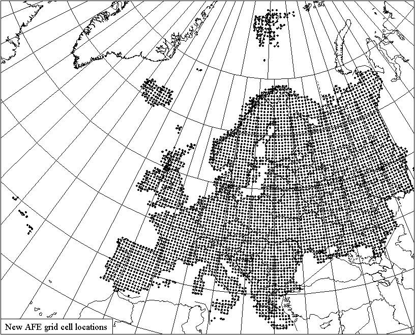 New grid system atlas florae europaeae luomus are available as html and pdf documents at the web server of nima the grid system of afe is based on the world geodetic system 1984 wgs84 datum gumiabroncs Image collections